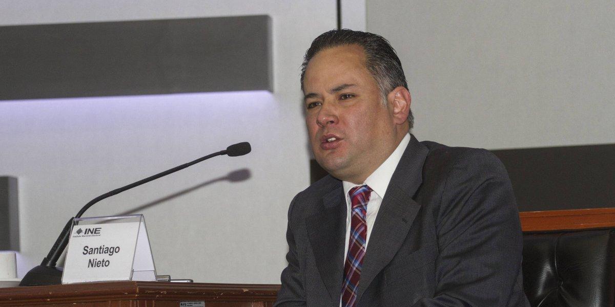 No sé qué me imputa; escrito de PGR no da ningún fundamento: Santiago Nieto