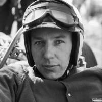 1966 John Surtees con Cooper-Maserati
