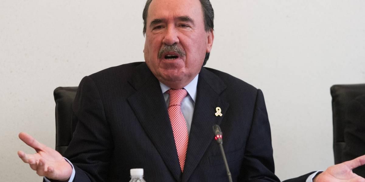 Senadores del PRI- Verde acusan a oposición de buscar fiscal carnal