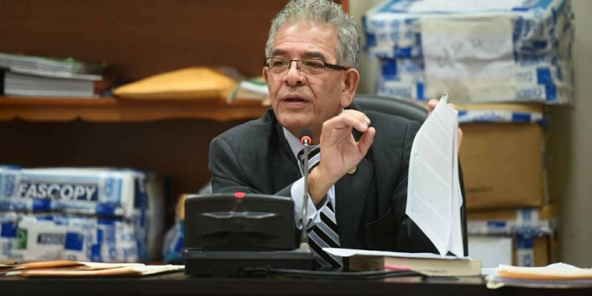 Juez Gálvez pide seguridad para tres colaboradores eficaces