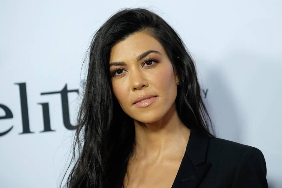Kourtney Kardashian rompe el silencio y habla de su cuarto embarazo ...