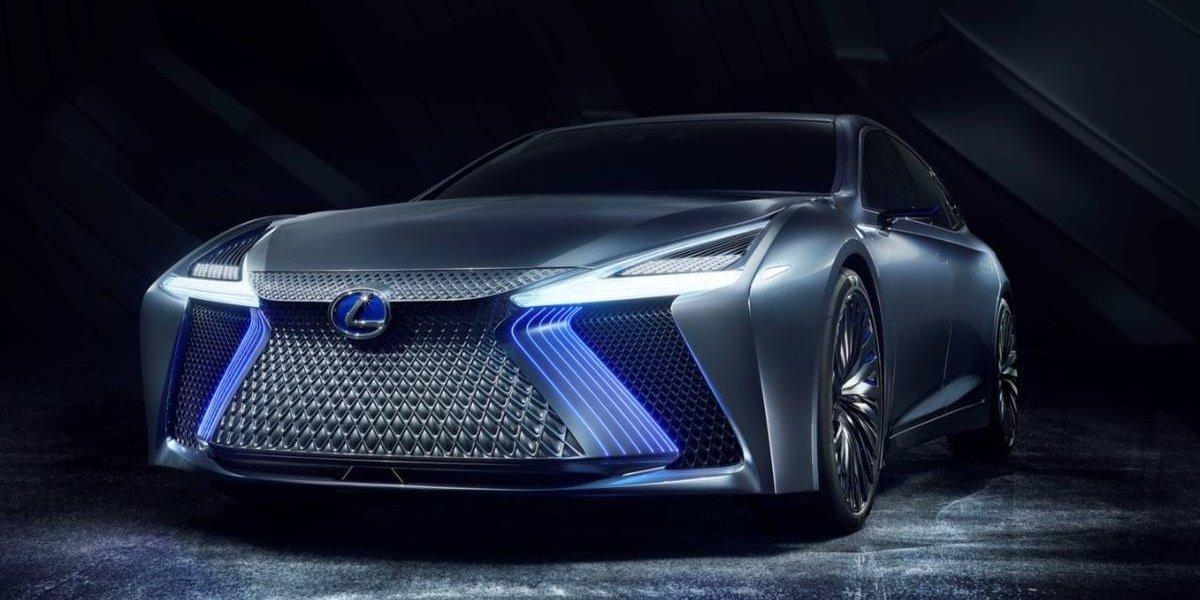 Las novedades de Lexus para el Salón de Tokio 2017