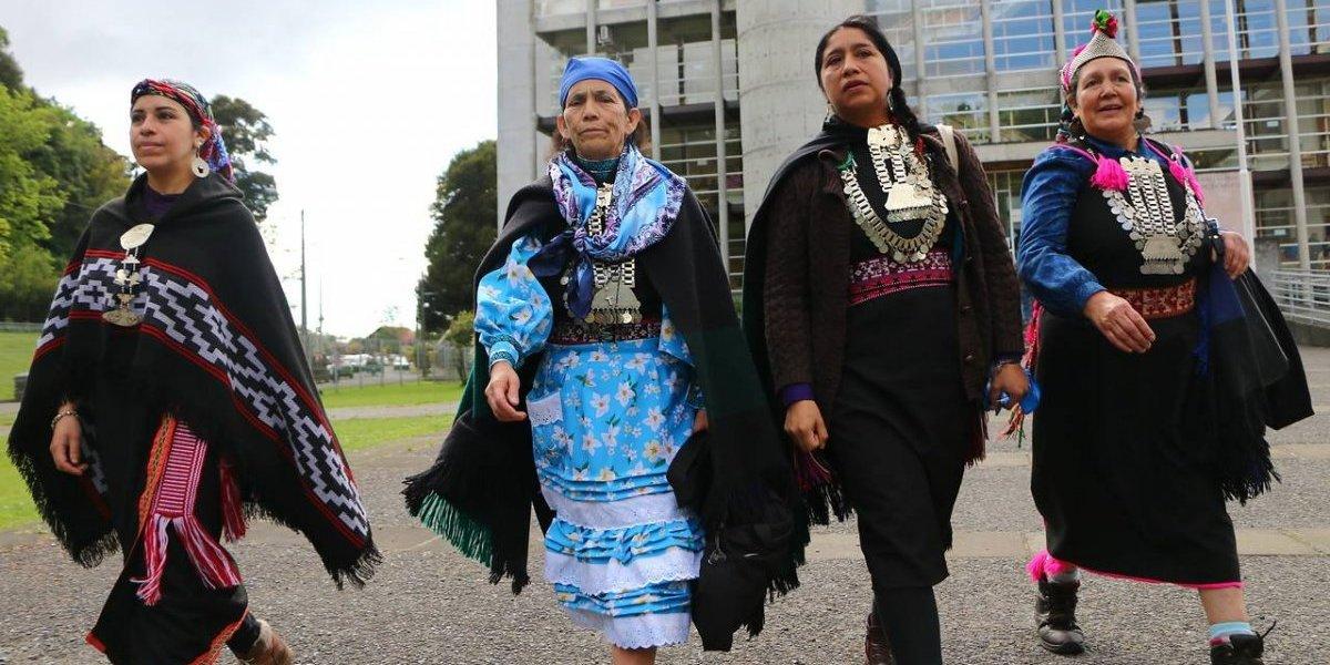 Machi Linconao no se fugó: embarcó desde Bolivia a Chile y llegará a Temuco en la noche