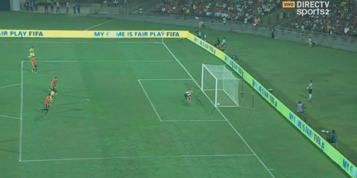 Sin VAR hay robo: el insólito gol no cobrado a Mali en el Mundial Sub 17
