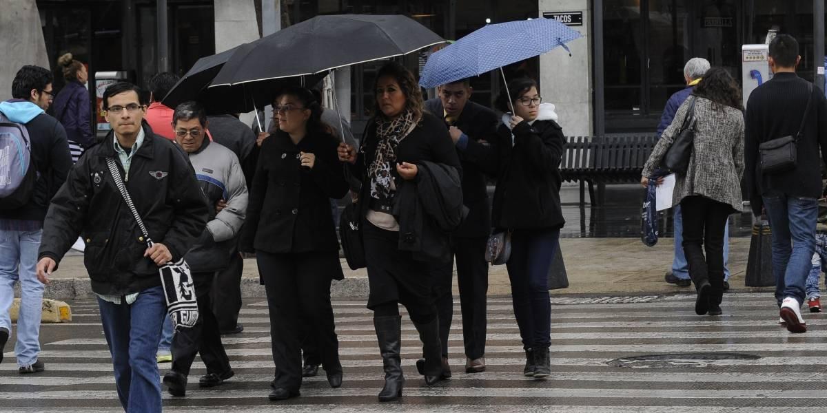 Frente frío número 6 provocará bajas temperaturas en gran parte del país