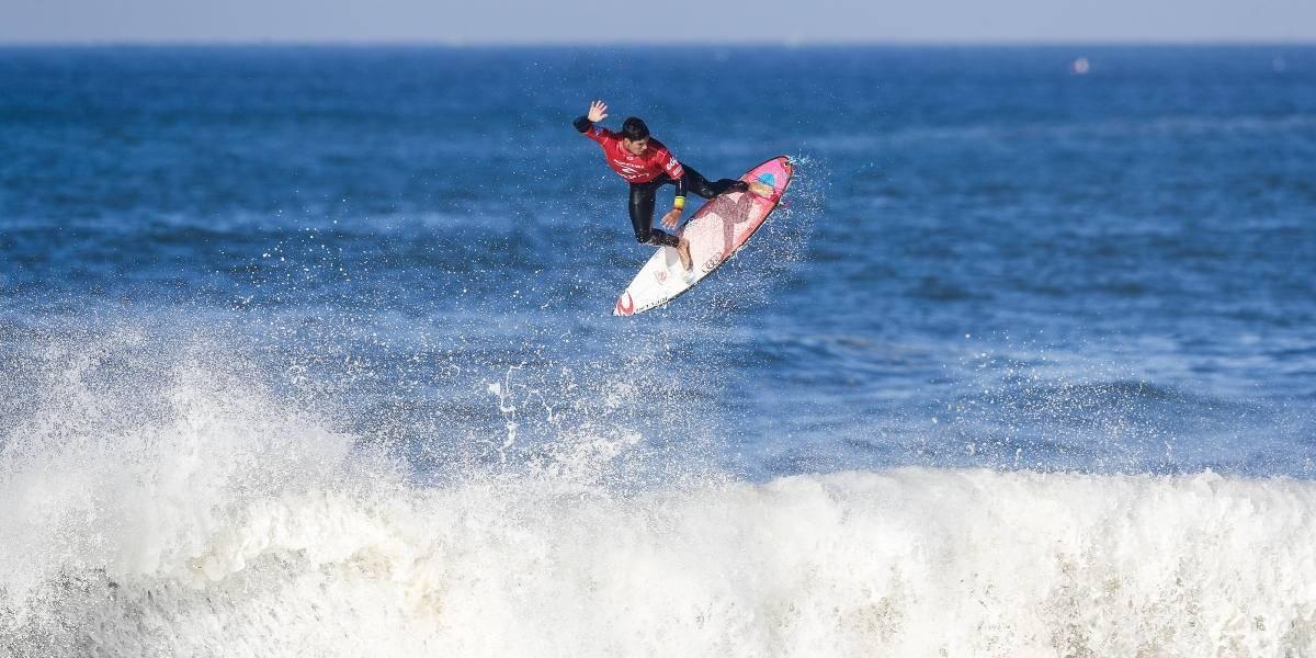 Medina chega com chances de conquistar o bicampeonato no Mundial de Surfe