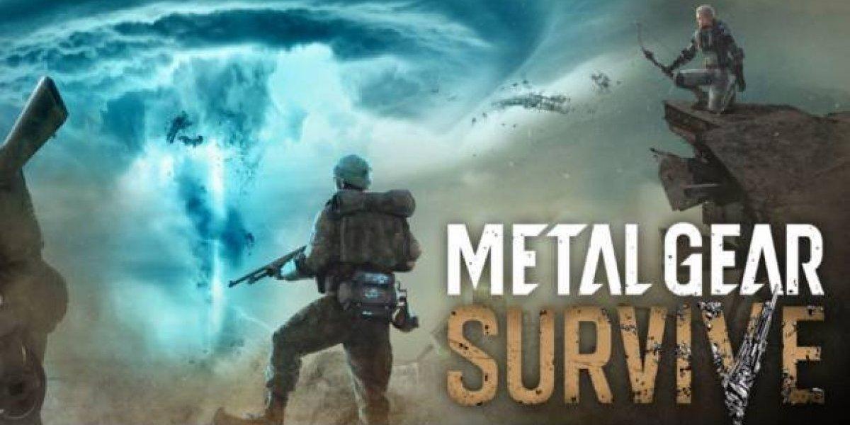 Metal Gear Survive confirma su fecha de lanzamiento