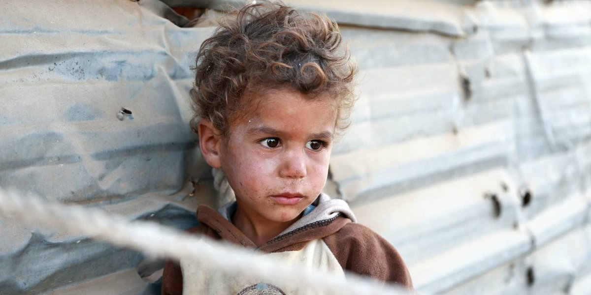 El drama de la desnutrición de los niños sirios de Guta: viven a pan y agua