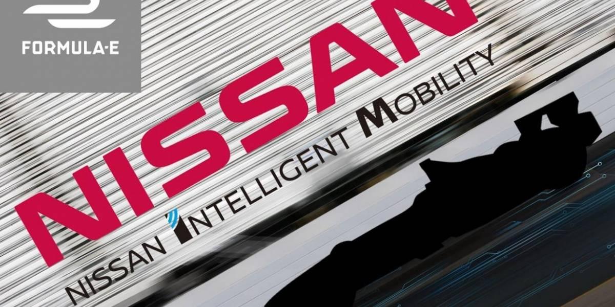 Nissan participará en la Formula E a finales de 2018
