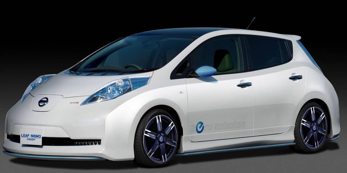 Nissan Leaf Nismo Concept, energía ultra limpia