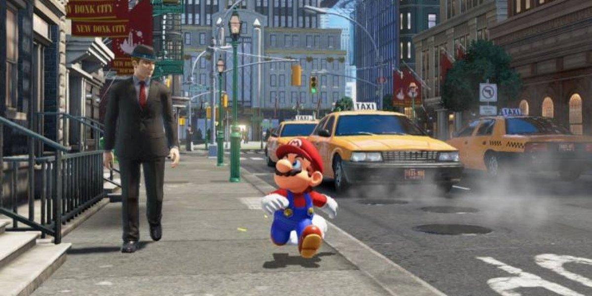 Super Mario Odyssey visitará la CDMX