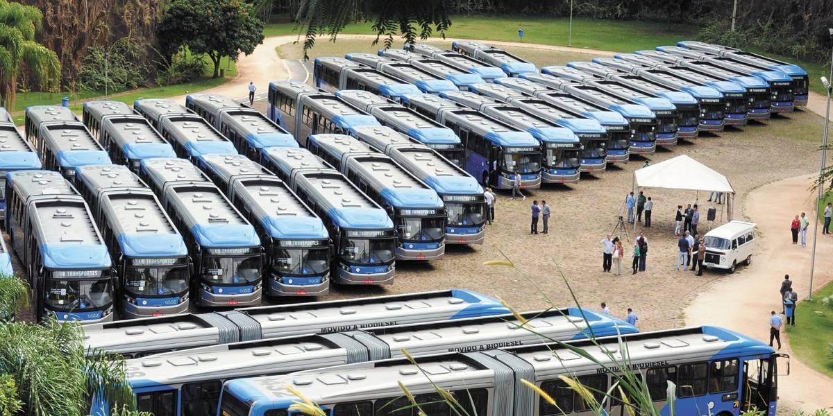 Todo mês 106 ônibus quebram em Campinas