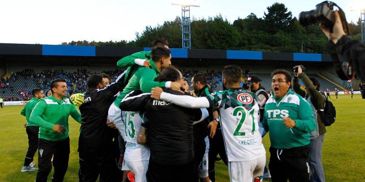 Wanderers sufrió para pasar por penales a la final de Copa Chile y asegurar un torneo internacional