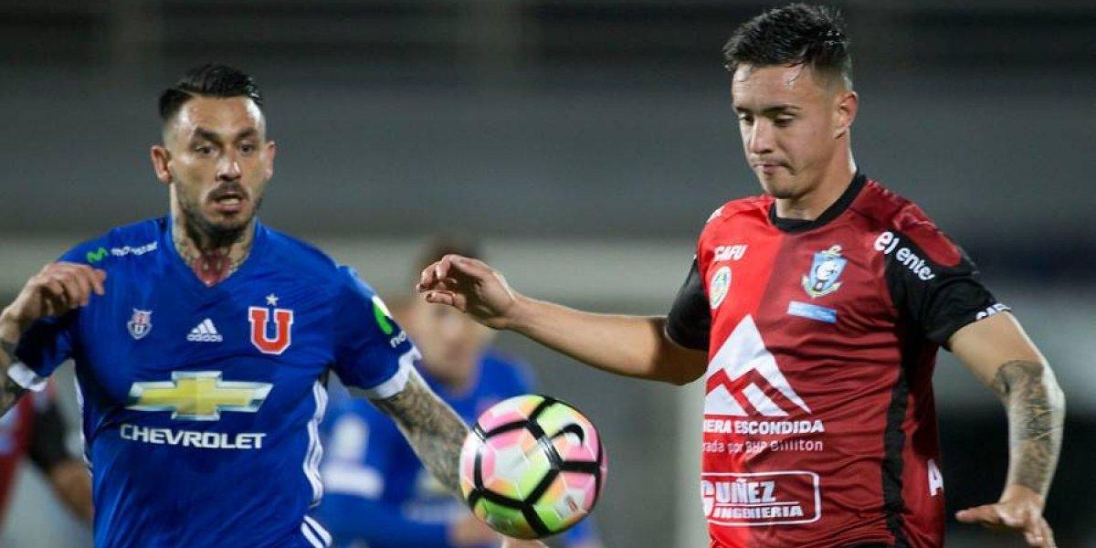 La U sufrió más de la cuenta para eliminar a Antofagasta y va por un nuevo título de la mano de Guillermo Hoyos
