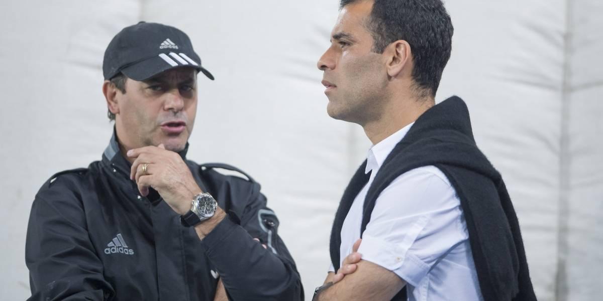 Rafael Márquez irá a la banca contra Chivas