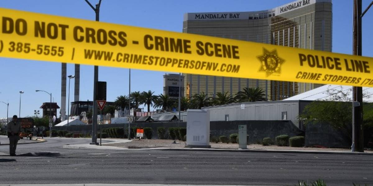 Arrestan a hermano de atacante de Las Vegas por poseer pornografía infantil