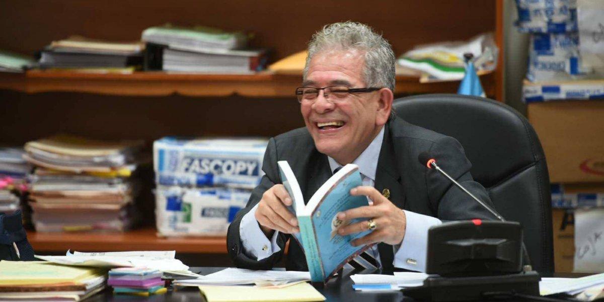 """Juez Gálvez rechaza recusación planteada por un sindicado de """"Cooptación del Estado"""""""