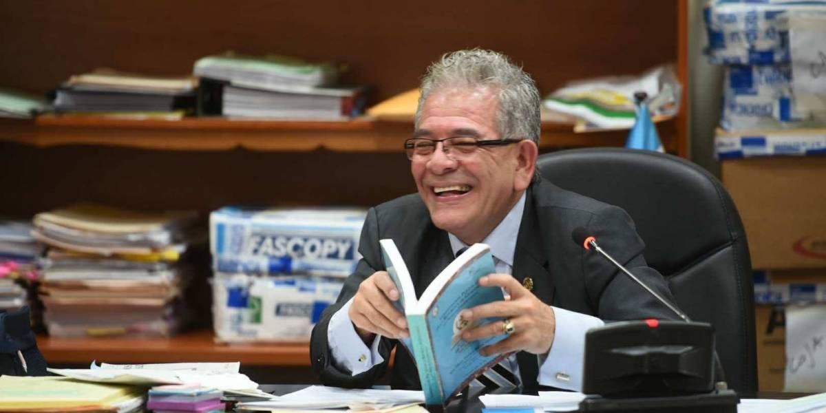 La cátedra del juez Miguel Gálvez en el caso La Línea