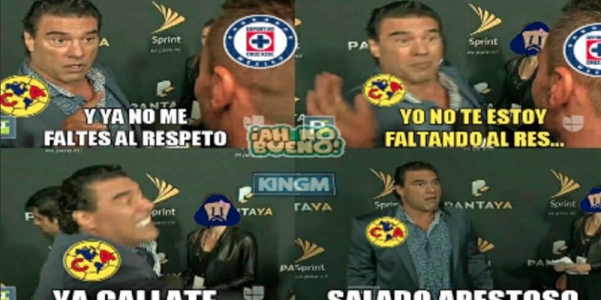 Los memes se burlan de Cruz Azul por otra derrota ante América
