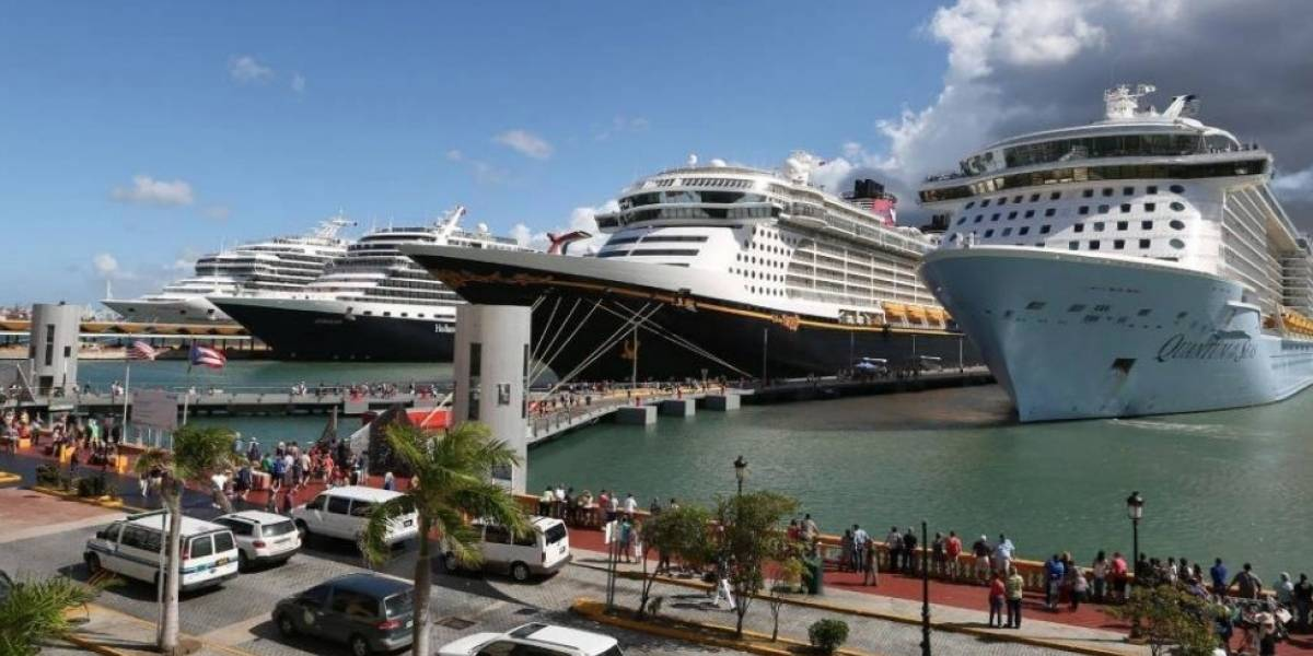 Confirman llegada del crucero Norwegian Dawn