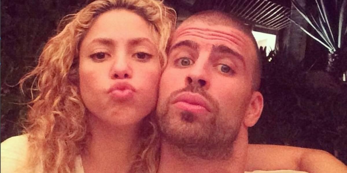 Vidente predice lamentable futuro para la relación entre Shakira y Piqué