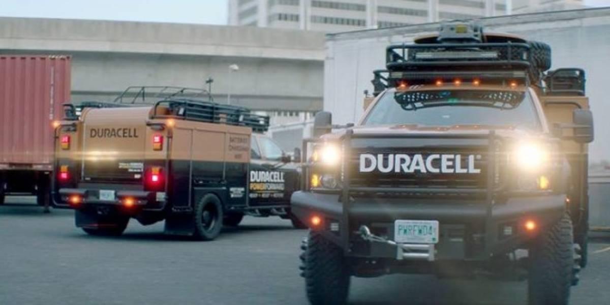 Camiones de Duracell siguen visitando municipios