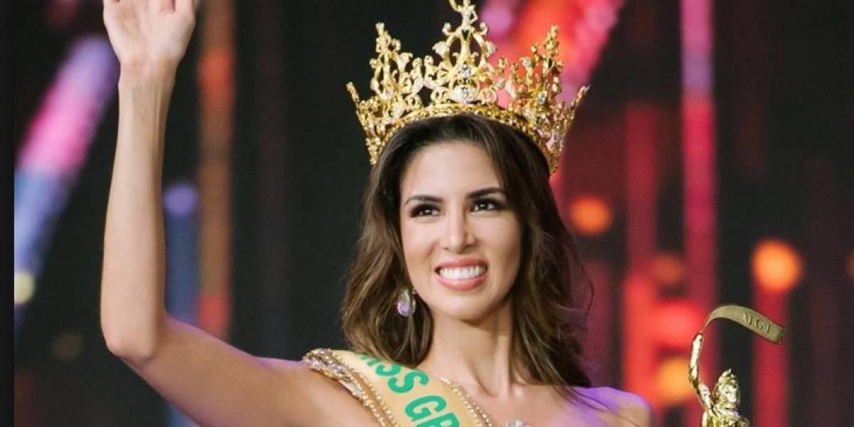 Perú se convierte en Miss Grand International 2017