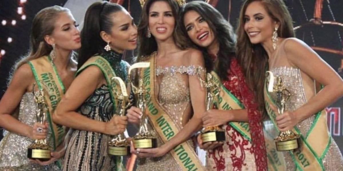 Nuestra Belleza P.R. celebra logro de Brenda Azaria