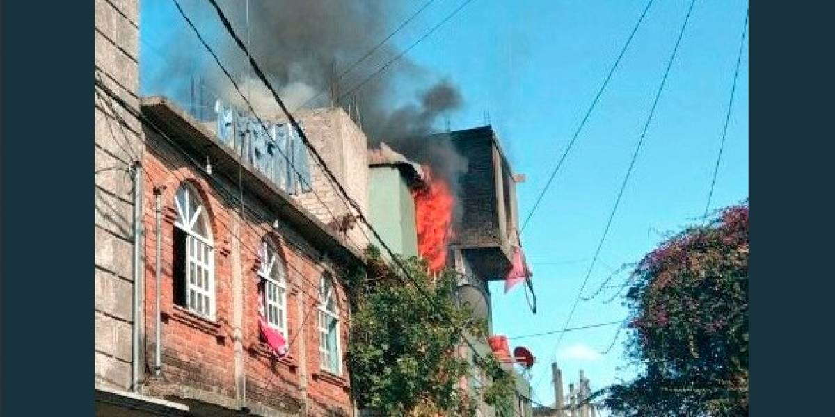 Incendio en la Agrícola Oriental deja tres muertos