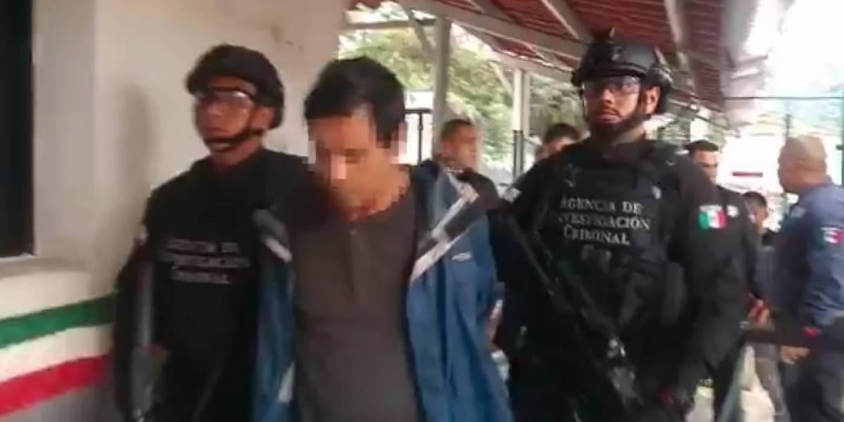 Guatemala entrega a 'El Matanovias' a la PGR