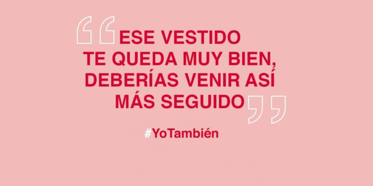 #YoTambién: Mi primer acoso laboral