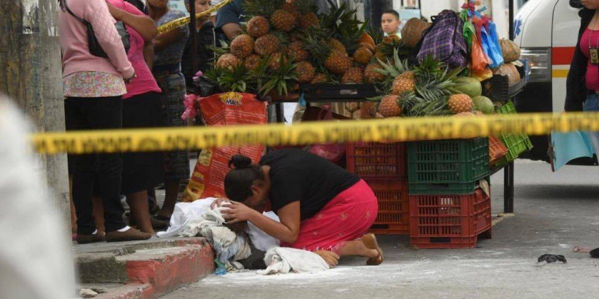 Vendedora de frutas es asesinada en mercado de colonia Maya