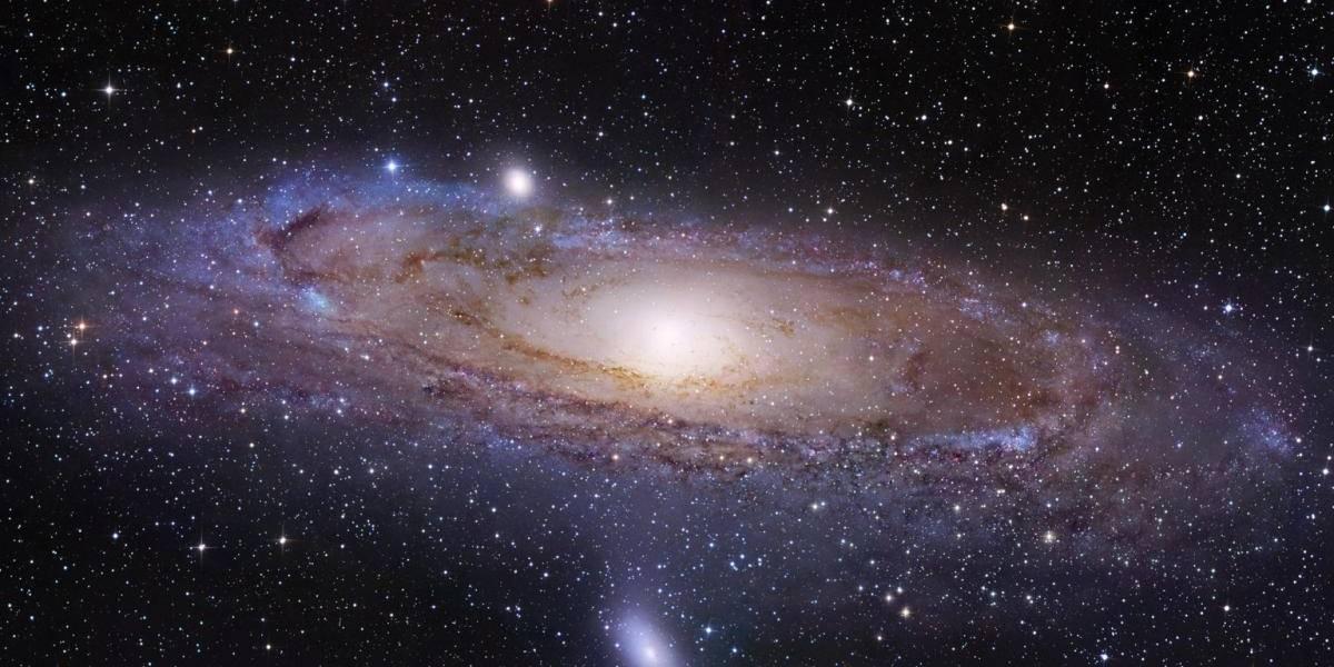 Detectan potente señal de radio desde la Vía Láctea