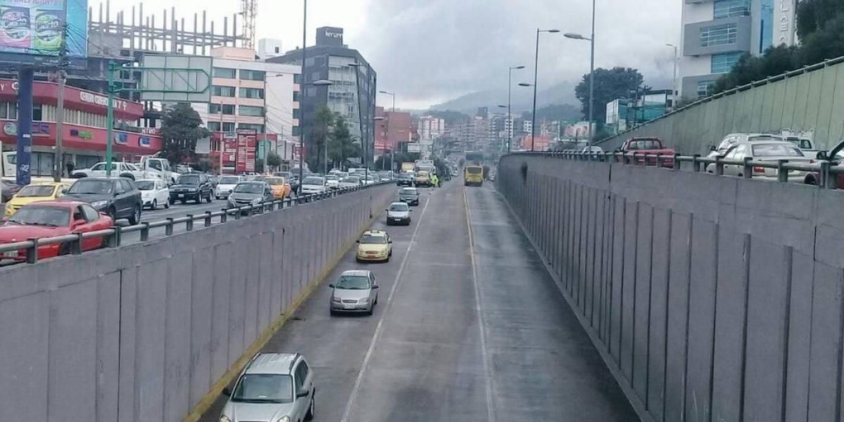 Municipio de Quito no indemniza por acumulación de agua en pasos deprimidos