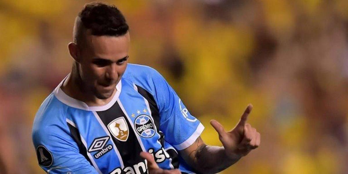 Gremio goleó a Barcelona en Ecuador y tiene pie y medio en la final de la Libertadores