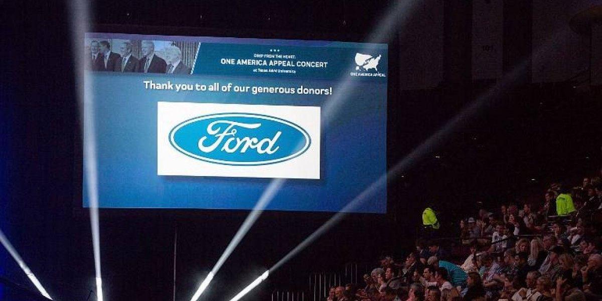 Ford anunció aumento en sus ingresos por US$ 1560 millones