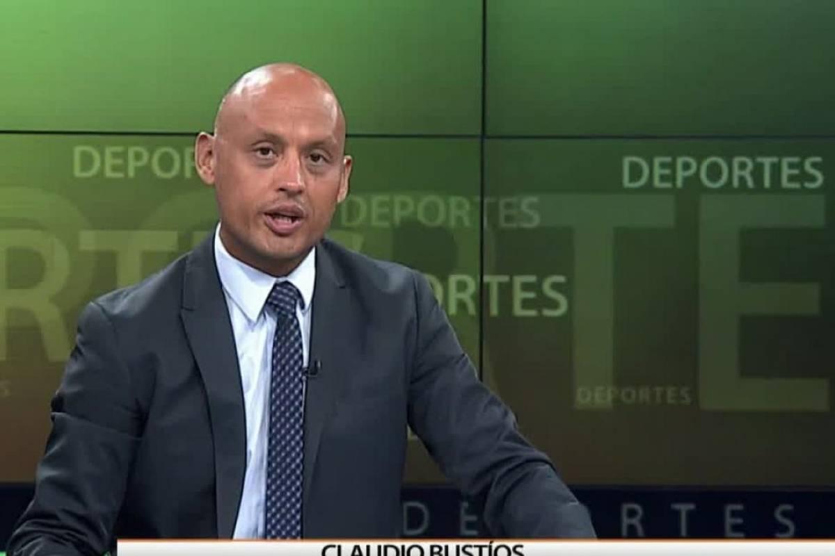 Claudio Bustíos tiene nueva casa televisiva tras mediática salida de Canal 13