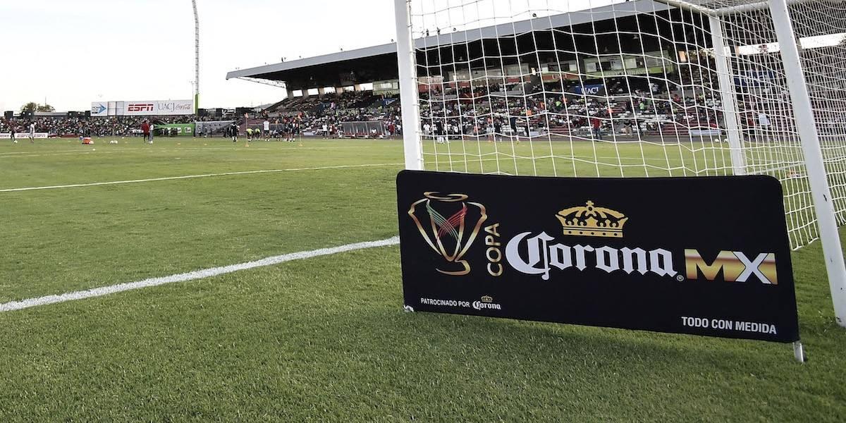 Listos los horarios de los cuartos de final de la Copa MX
