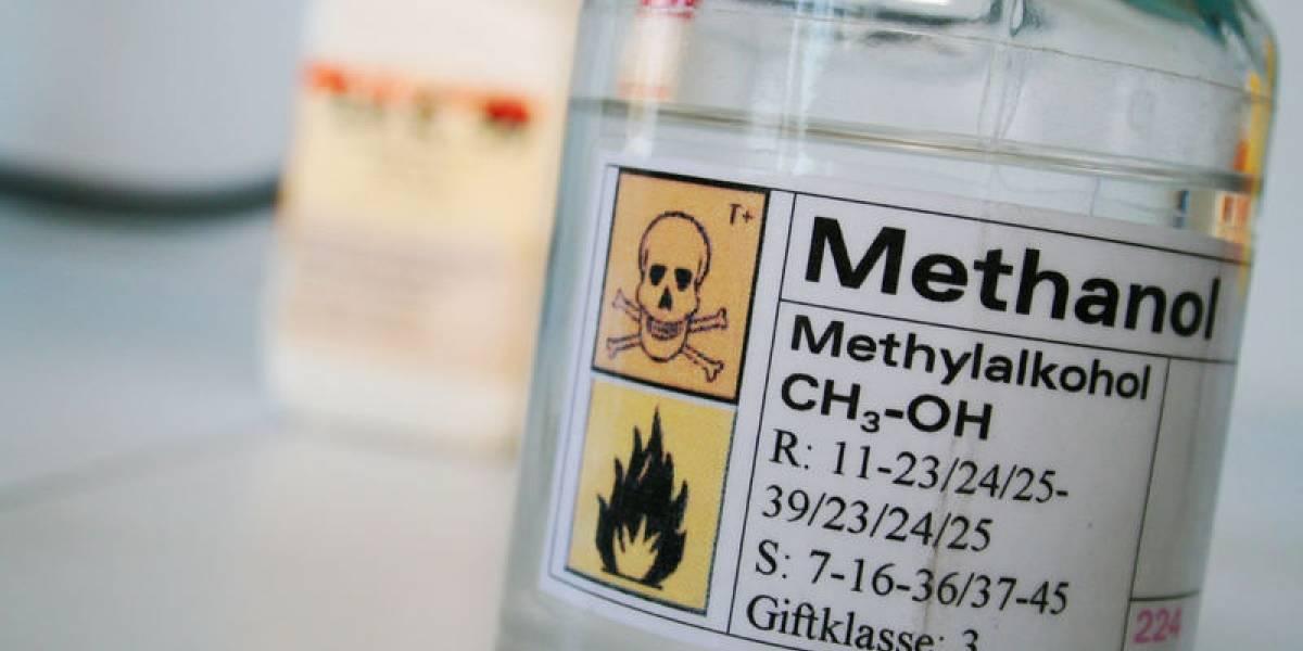 Ocho personas fallecieron en Quito por consumo de alcohol metílico