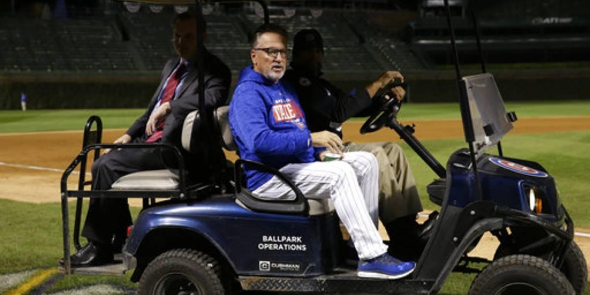Cubs contratan a Chili Davis como coach de bateo