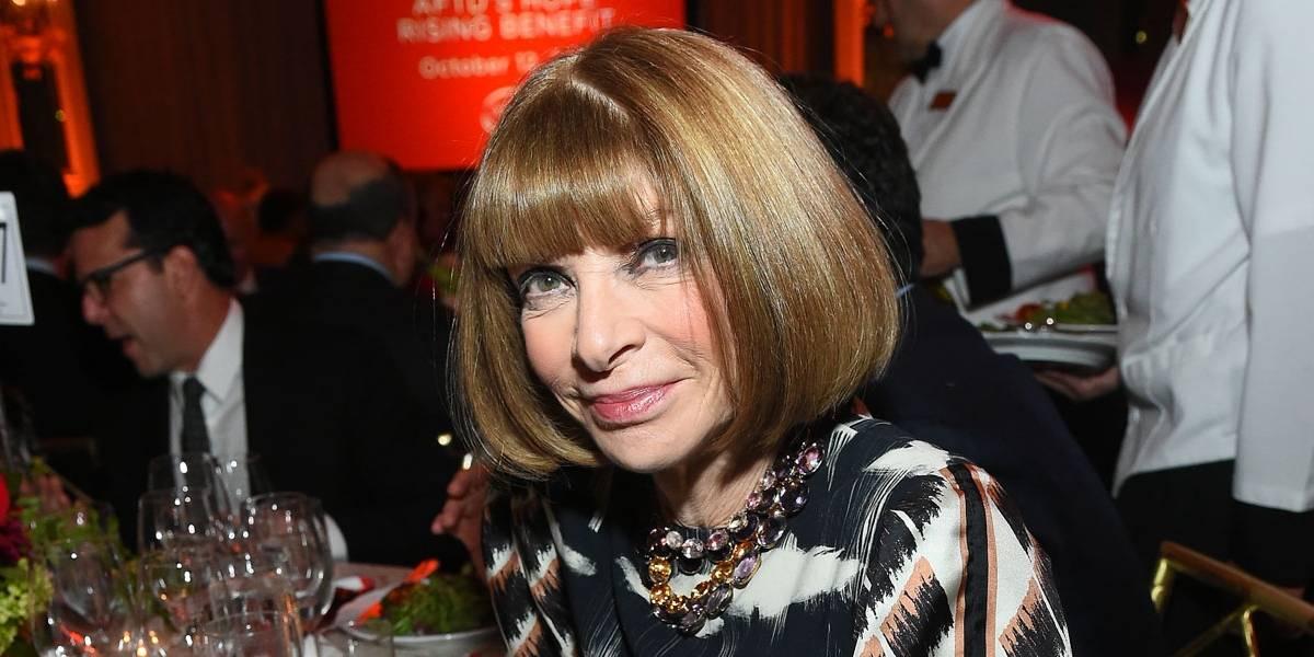 Anna Wintour ficará à frente da Vogue 'indefinidamente', diz diretor da Condé Nast