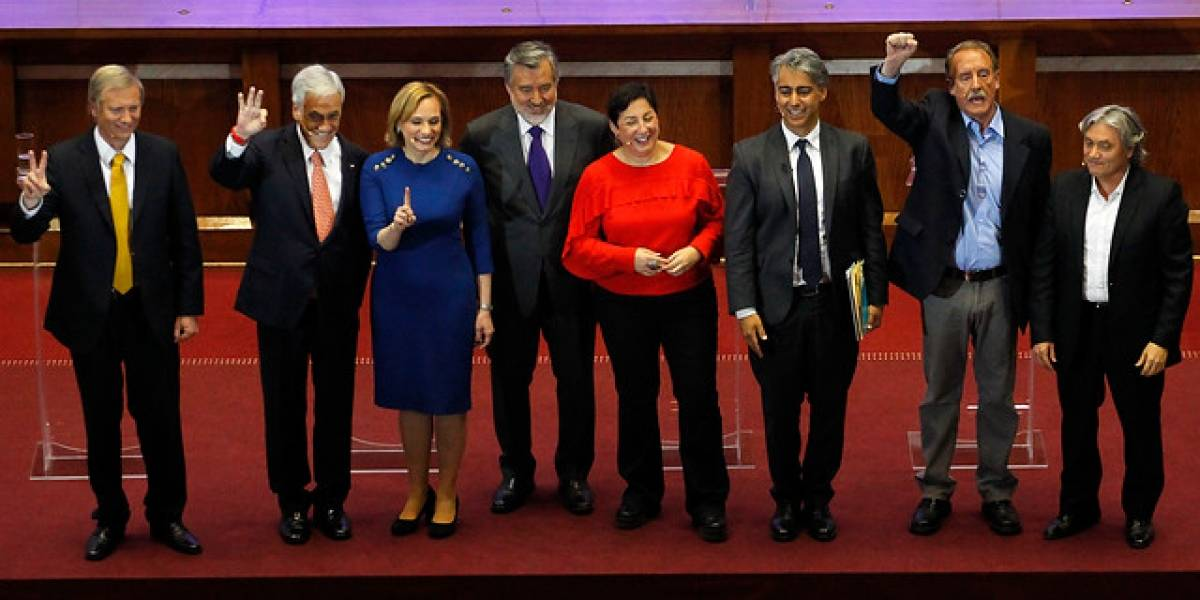 No habrá moderador y durará 150 minutos: así será el debate presidencial de Anatel