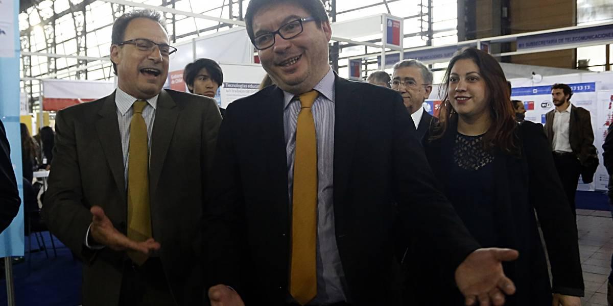 Ministro Barraza aseguró que Chile avanza en la lucha contra la desigualdad