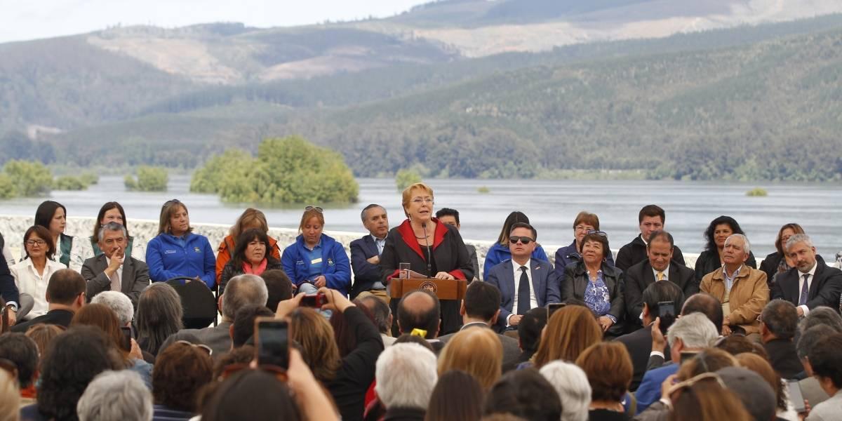 Mandataria inaugura Costanera Chiguayante: Inversión superó los trece mil millones de pesos