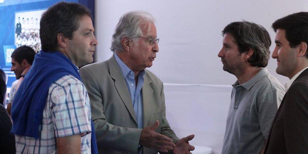 Nacho Prieto cuenta sus planes ante su posible retorno a Universidad Católica