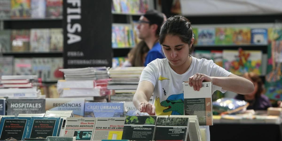 Filsa 2017: comienza la locura por los libros