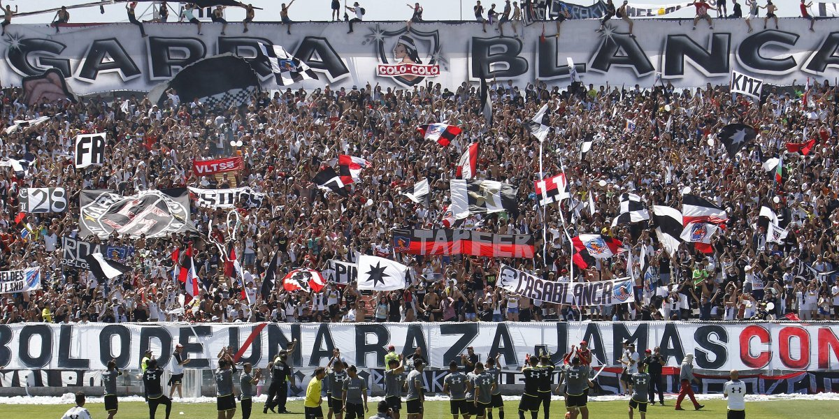 Encuesta Adimark: Colo Colo es el equipo más popular de Chile