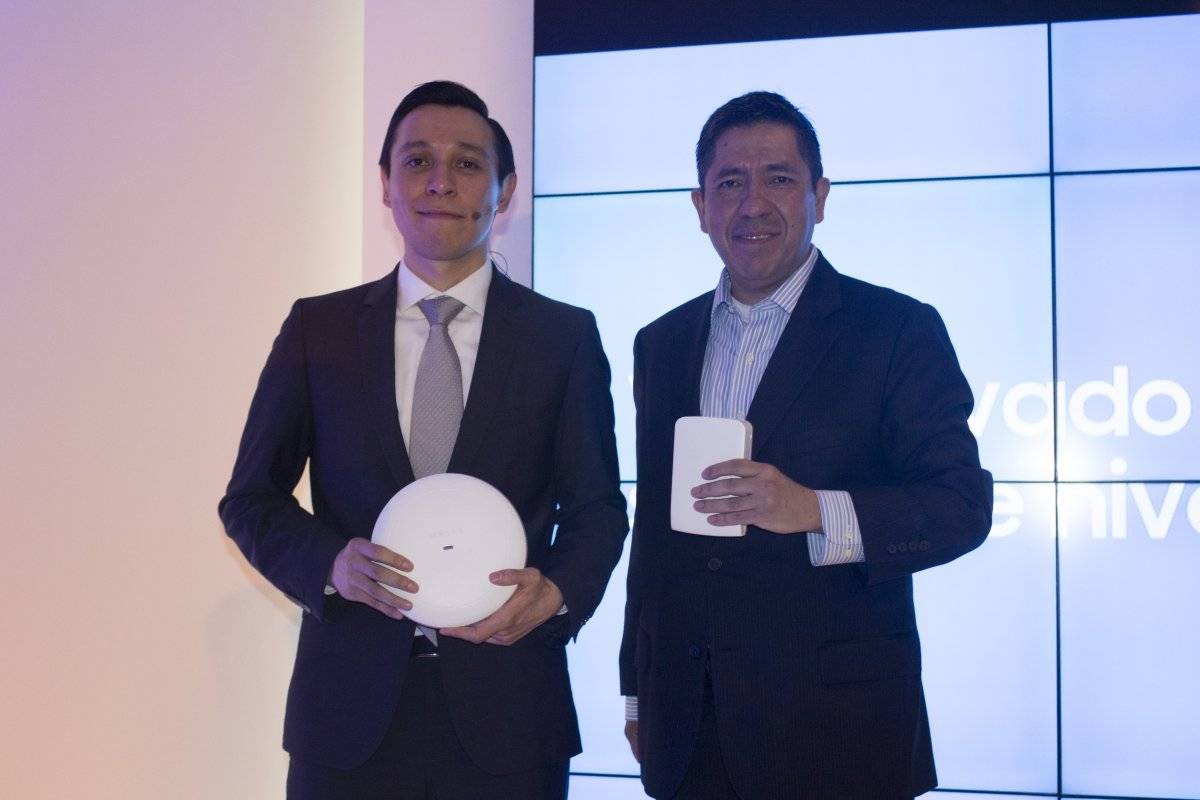 Benjamín Figueroa y Jorge Munguia