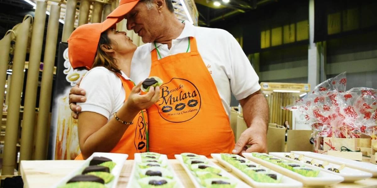 El amor: Motor de varios negocios verdes en el Atlántico presentes en Bioexpo