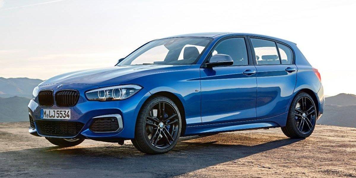 BMW trae la versión diesel de su modelo 118